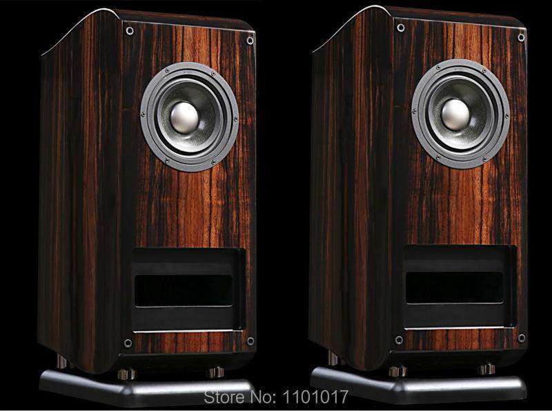 Top selling Latest TUOLIHAO Q12 Hifi bookshelf speakers for tube amplifier HIFI EXQUIS Cobalt magnetic best for tube amp THQ12