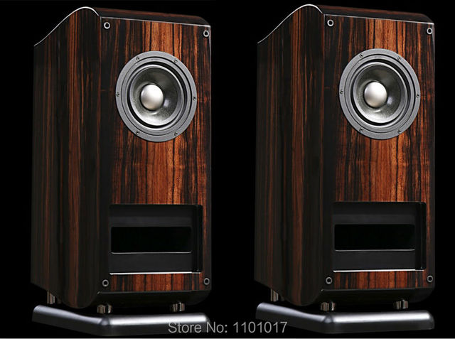 Top Selling Latest TUOLIHAO Q12 Hifi Bookshelf Speakers For Tube Amplifier HIFI EXQUIS Cobalt Magnetic Best