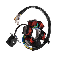 CDI Kit Quad Cluster Switch Replacement Ignition System set 4 stroke ATV Component 50CC 125CC