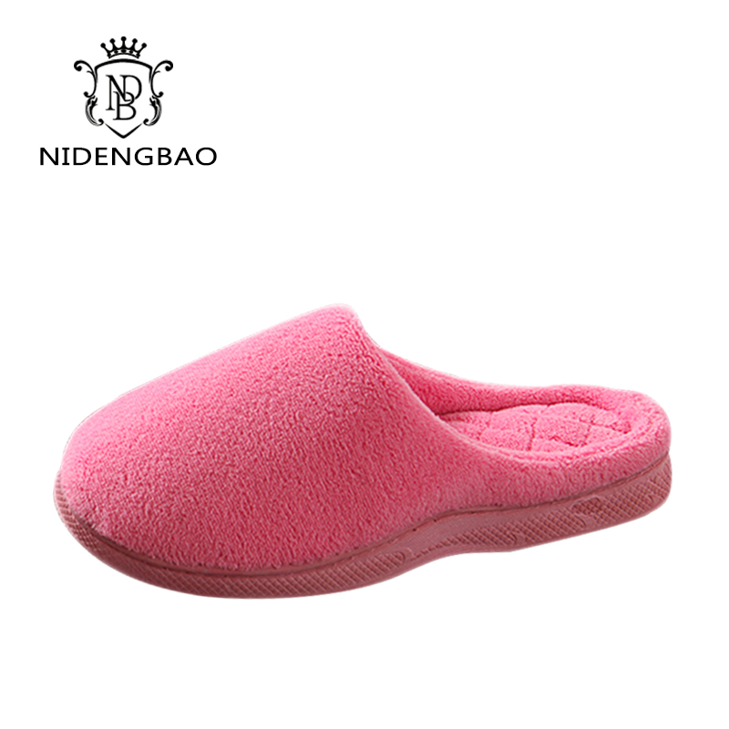Brand Women Winter Home Slippers Cartoon Home Shoes Non-slip Soft Winter Warm Slippers Indoor Bedroom Loves Couple Floor Shoes plush home slippers women winter indoor shoes couple slippers men waterproof home interior non slip warmth month pu leather