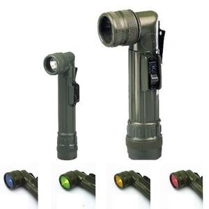Military Tactical Flashlight F