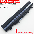 56WH AL14A32 Оригинальный Аккумулятор для Ноутбука Acer Aspire E14 E15 сенсорный E5-421 E5-572G Для Extensa 2509 2510 2510 Г EX2509 EX2510G новый