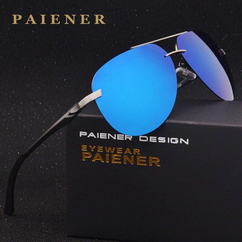 815c17b65e45e Aluminium Et De Magnésium Polarisées lunettes de Soleil Hommes Pilote  Miroir lunettes de Soleil De Pêche Mâle Femelle En Plein Air Lunettes De  Sport Pour ...