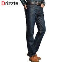 Drizzte Brand Mens Jeans 30 32 33 34 36 38 40 42 44 46 48 Black