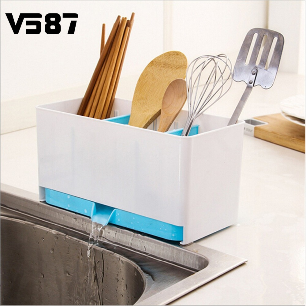 Kitchen Utensil Storage Compare Prices On Kitchen Utensil Drainer Online Shopping Buy Low