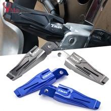 مسند للقدمين الخلفي للدراجة النارية مساند للقدمين لدراجات Yamaha Tmax 530 T max dx sx 2012 2020 2019 2018 tmax 500 XP500 2010 UP