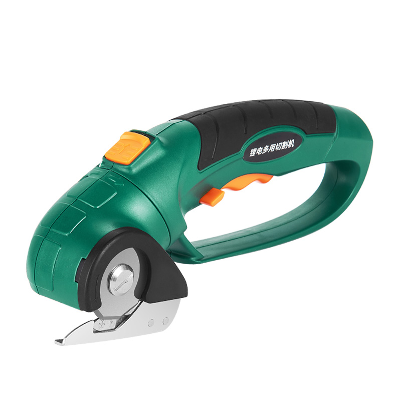 DC3.6V 1.3Ah Handheld Electric Cutting Machine Lithium Battery Scissors. Suitable for carpets, leather, fibers, iron cuts lithium battery scissors 3 6v electric