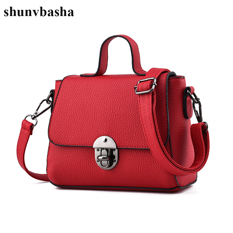 Fashion Designer Small Leather Crossbody Bags Women Handbags Luxury Brand Shoulder Messenger Bags Ladies 2017 New Arrival baobao new small women bags fashion designer girls messenger bag brand leather crossbody bags candy colors lady handbags f40 610