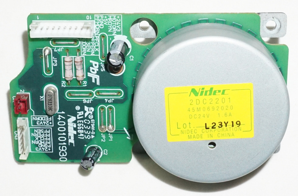 ФОТО used well Kyocera 2DC22010 MOTOR MAIN for:KM-1500 1820 1118