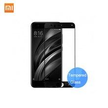 Xiaomi 6 Clear Screen Protector Ultra-thin PET Flim Anti-fingerprints Hardness Screen Protective Full Cover Xiaomi 6
