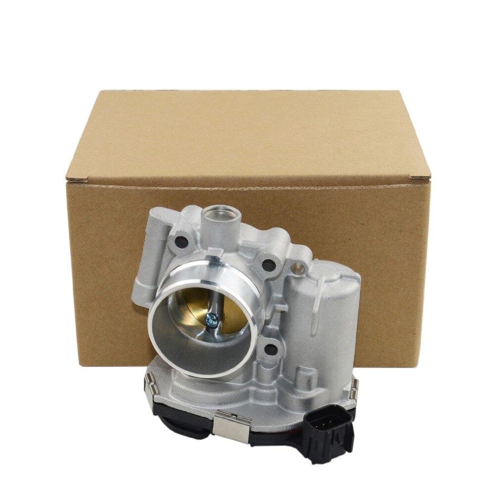 AP02 hava gazi vücut VAUXHALL Corsa D için E 1.2 1.4 A12 XER A14 XEL P/N: 55562270 0825008