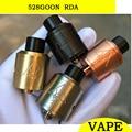 GOON 528 RDA originais 24 MM atomizador/vaporizador/tanque clearomizer cigarro eletrônico