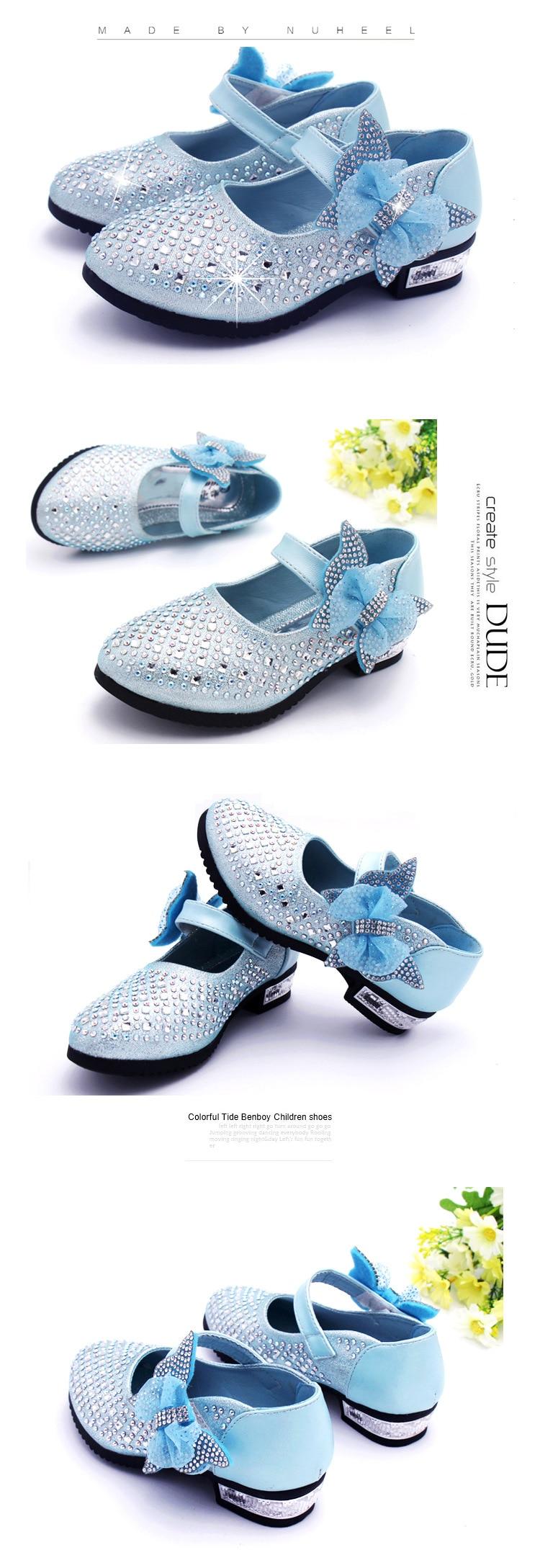 rosa gancho & laço sapatos para crianças