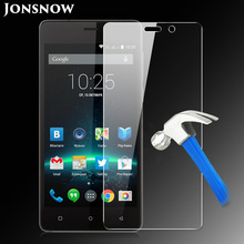 JONSNOW Tempered Glass for Highscreen Power Five Pro Protective Film Explosionproof LCD Sc