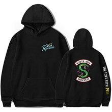Riverdale Cotton Hooded Sweatshirt Men And Women