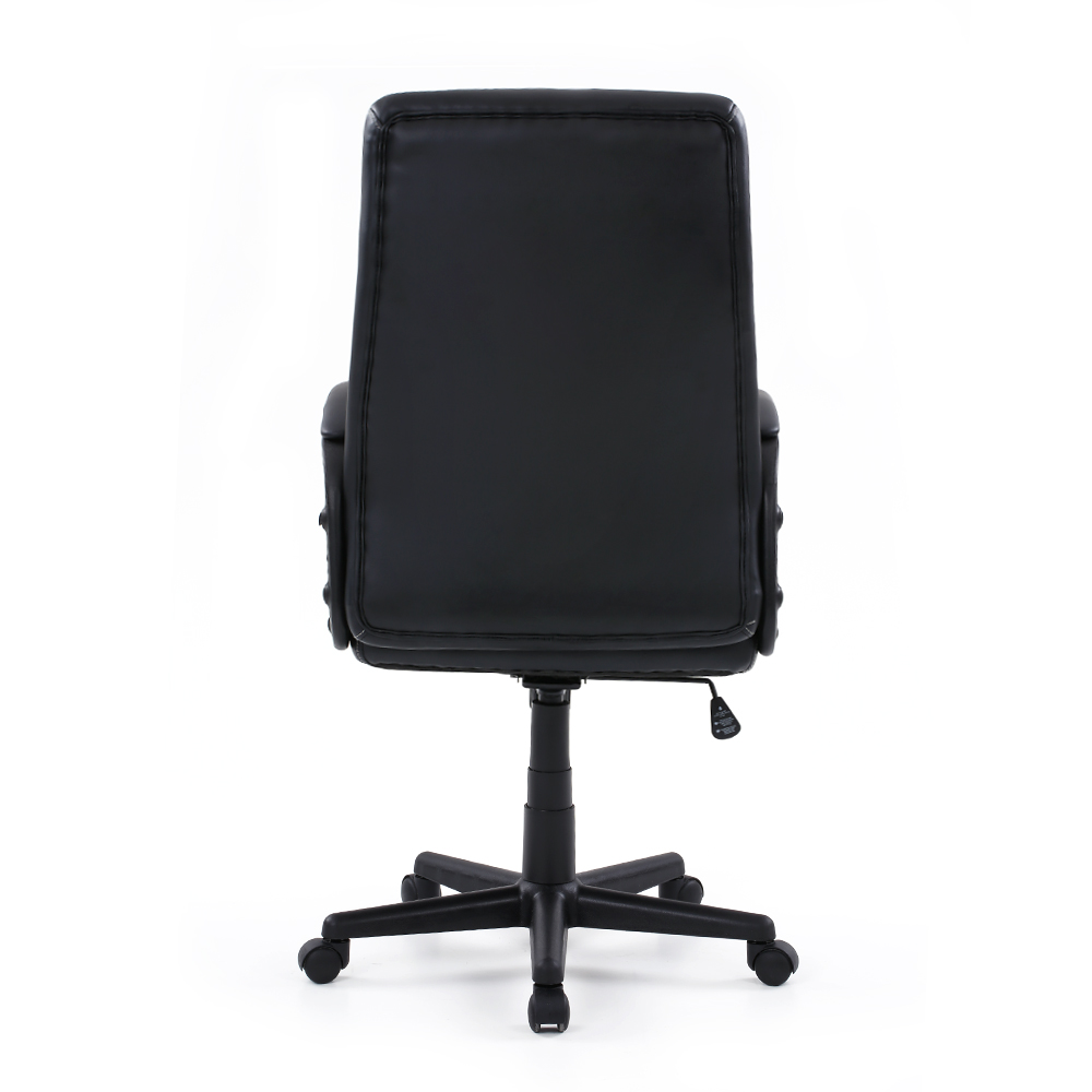 Dxracer Office Chair Us 93 34 45 Off Ikayaa Us Stock Dxracer Pu Leather Adjustable Swivel Office Executive Chair Stool High Back Computer Chair Task Office Furniture In