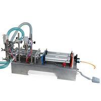 G2WY С Двойной Головкой горизонтальный пневматический автоматическая разливочная машина, духи, напитков, питьевой воды, молока, приправа Зап