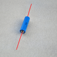 20PCS AA Size Lithium primary battery ER14505 3.6V liSOCL2 cell 2700mah welding pin needle for SAFT LS14500 Tadiran TL 5903