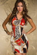 Summer Spring dress 2014 Europe and USA women s clothing nightclub party dress sauna clothes sexy