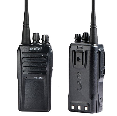 HYT TC-600 TC600 UHF Portable Two Way Radio Long Distance HYTERA TC-600 Business Radio Transceiver With Li-ion Battery & Charger