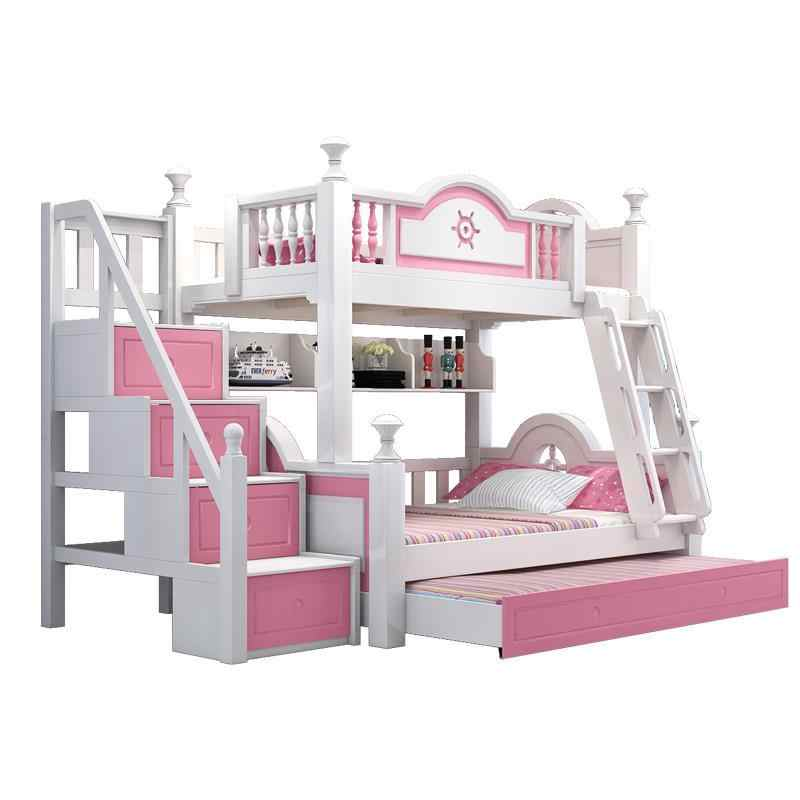 Recamaras Modern Letto A Castello Per La Casa Mobili Box De Dormitorio Cama Moderna bedroom Furniture Mueble Double Bunk Bed