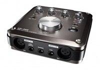 TASCAM США 366 usb аудио интерфейс с бортовой DSP смеситель 4 в 4 из звуковая карта высокого качества HDDA микрофонный предусилитель усилители с оптич