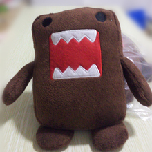 1pc 20cm Kawaii  Domo Kun Plush Toys Soft Stuffed Toy Domokun Funny Domo Doll Creative Gift Domo Kun doll Toys for Kids
