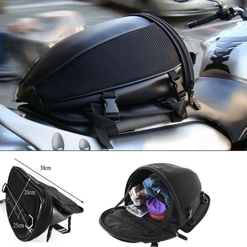 Motorcycle Parts Universal Good Rear Seat Bag Motorcycle Tail Bag Sports Car Backrest Bag Men and Women Thickening Easy InstallMotorcycle Parts Universal Good Rear Seat Bag Motorcycle Tail Bag Sports Car Backrest Bag Men and Women Thickening Easy Install