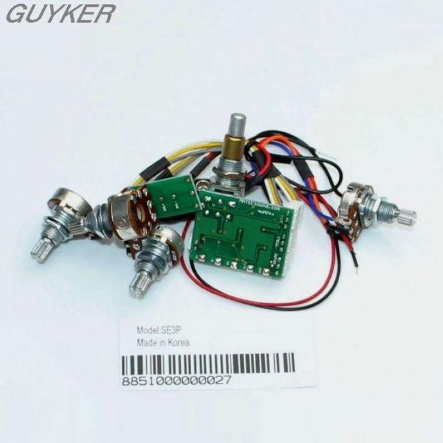 Schema Collegamento Equalizzatore Amplificatore : Parametrico a bande equalizzatore electric bass attivo o passivo