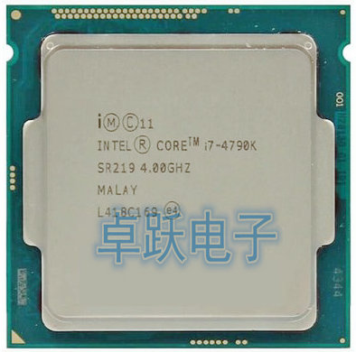 Intel Core i7-4790K 4.0 GHz Devil/'s Canyon Quad-Core Processor LGA 1150