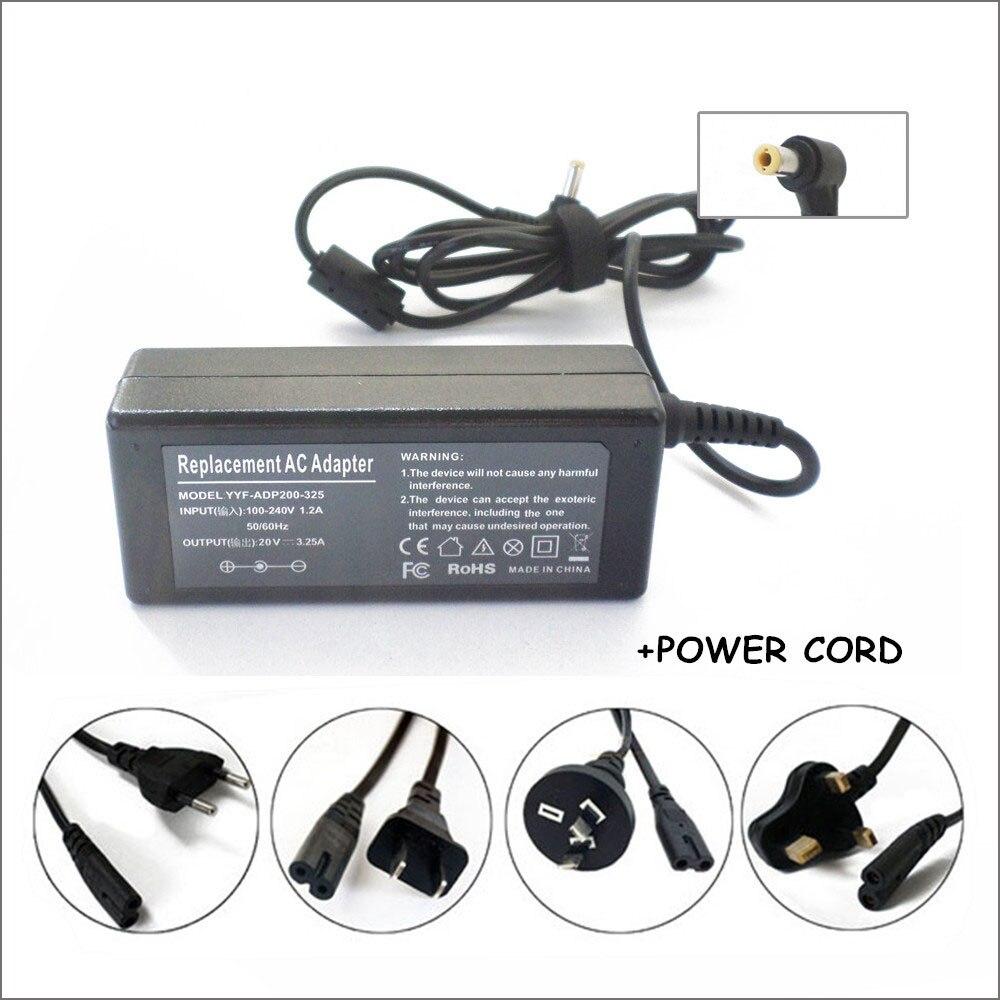 Adapter Charger Power For Lenovo IdeaPad Z380 Z465 Z470 Z480 Z560 Z565 Z570 Z575