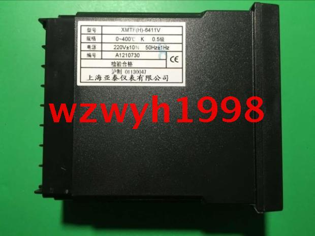 AISET Genuine Shanghai Yatai XMTD (H) -6000 temperature control table XMTD (H) 6411V thermostat XMTF(H)-6411V