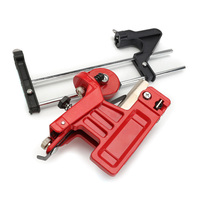1pcs Universal Pro Chainsaw Chain File Guide Sharpener Grinding Guide For Garden Lawn Mower Chainsaw Sharpner