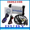 ISDS210B 4 IN 1 Dual Channel PC USB Portable Digital Oscilloscope Spectrum Analyzer DDS Sweep 40M