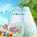 Tendas de Brinquedo bebê Ao Ar Livre e Indoor Crianças Oceano Bola Pit piscina do bebê brinquedos meninas fada casa playhut tenda casa de jogo princesa tenda