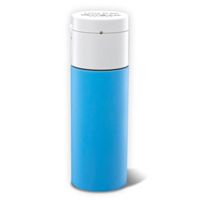 Portable Water Heater Bottle – Mini Kettle w/ a Cup, 260ml 3
