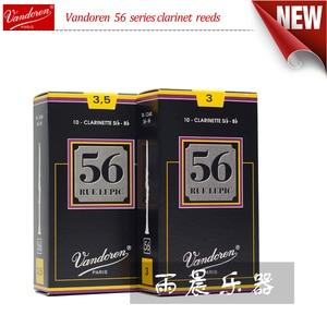 Image 5 - Original France Vandoren 56 Clarinet Reed Larinette Sib Bb Reeds Bb Clarinet Rue Lepic Reeds Strength 2.5 3 3.5  3.5+ Box of 10