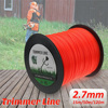 Agriculture Brushcutter Nylon Rope Tools  Wire Lawn Accessories Square 15 50 120m Grass Cutting Garden Trimmer Line 2 7mm review