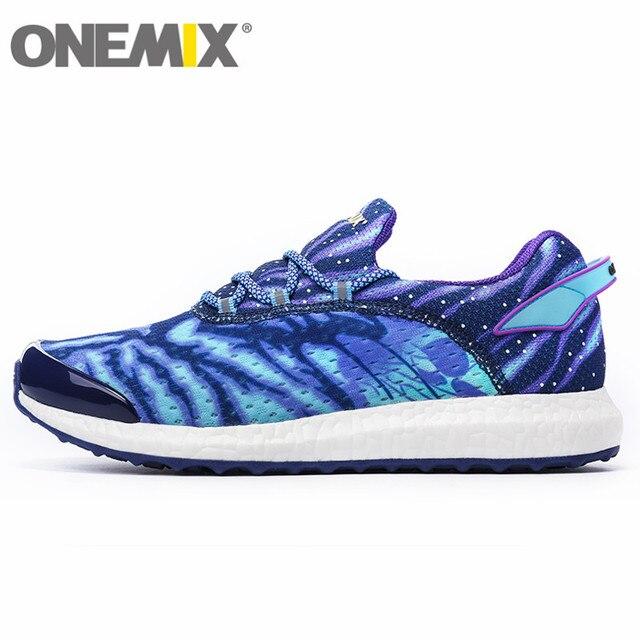 2017 New onemix  women &men cool Lightweight running shoes  comfortable air Mesh Outdoor Sports jogging Shoes1136