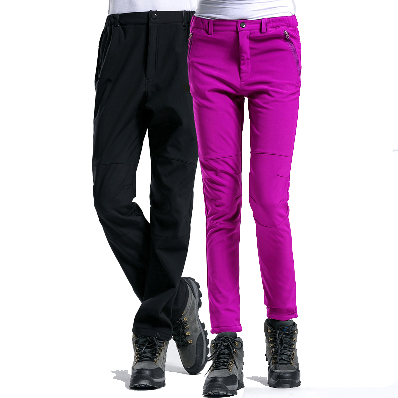2017 new brand winter men women pants outdoor sports. Black Bedroom Furniture Sets. Home Design Ideas