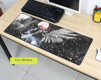 Токио вурдалак коврик для мыши 80x30 коврик для мышки Лидер продаж Компьютер очаровательны игровой padmouse геймер ноутбук большой