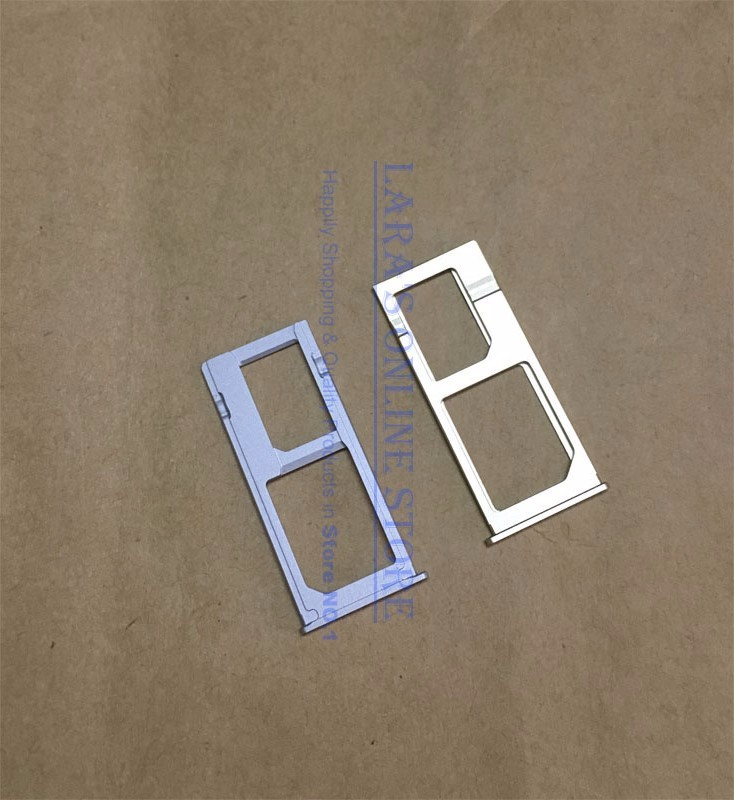 Original New for Xiaomi Mi Note Micro SIM Card Tray Slot Holder for Xiaomi Mi Note Dual SIM Slot Replacement Parts
