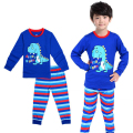 Malaysia brand kids clothes boys clothing set costume kids fashion set pjs 2pieces set OEM service in China