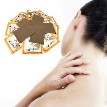 Chinese Medicines Cordycep Essential oil plaster Heating Treatment Osteoarthritis Bone Hyperplasia Omarthritis Pain Relieving Essential Oil