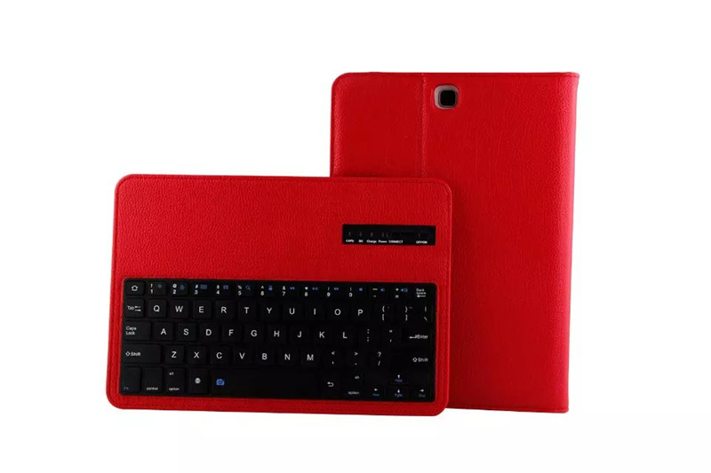 For Samsung Galaxy Tab A 9.7 Multifunction Removable Wireless Bluetooth Keyboard Case For Galaxy Tab A 9.7 T550 T555 Tablet  portable wireless bluetooth keyboard case for sumsung galaxy tab a 9 7 t550 t555 9 7 inch tablet pc free shipping gift