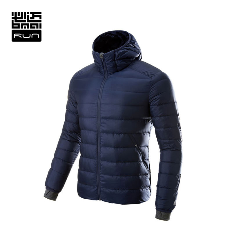 BMAI Running Jacket For Men Winter Warm Down Outdoor Sports Clothing Waterproof  Long Sleeve Women Windproof Jacket  Lovers running river brand winter thermal women ski down jacket 5 colors 5 sizes high quality warm woman outdoor sports jackets a6012