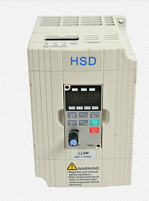 2.2kw single phase input to 380v output three phase inverter VFD driver good in condition for industry use module vector стоимость