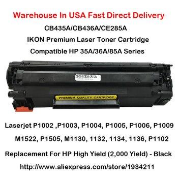 CB435A CB436A CE285A 35A 36A 85A Toner For HP P1002,P1003,P1004,P1005, P1006,P1009,M1522,P1505,M1130,1132,1134,1136,P1102