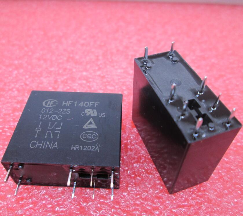 NEW relay JZX-140FF 012-2ZS HF140FF 012-2ZS HF140FF-012-2ZS JZX-140FF-012-2ZS DIP8 10PS/LOT