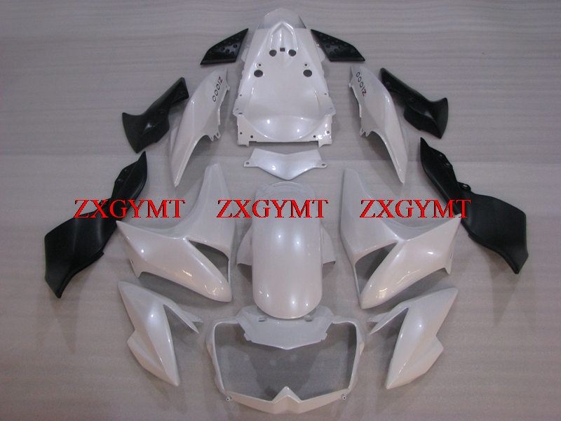 Plastic Fairings for Z 1000 2007 - 2009 Fairing for Kawasaki Z1000 09 Pearl White Fairing Z 1000 2008Plastic Fairings for Z 1000 2007 - 2009 Fairing for Kawasaki Z1000 09 Pearl White Fairing Z 1000 2008